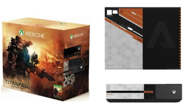 Microsoft : Vers un pack Xbox ONe + TitanFall