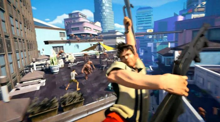 [MAJ] Sunset Overdrive : Du gameplay officiel et officieux