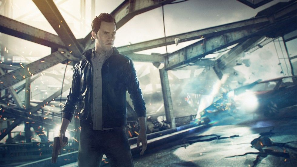 GC 2014 : Du gameplay pour Quantum Break