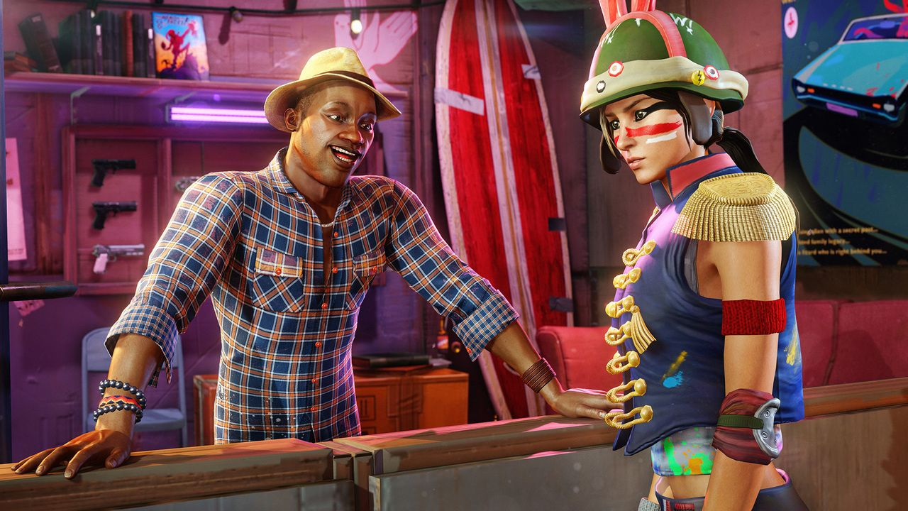 Sunset Overdrive : Des images et un trailer