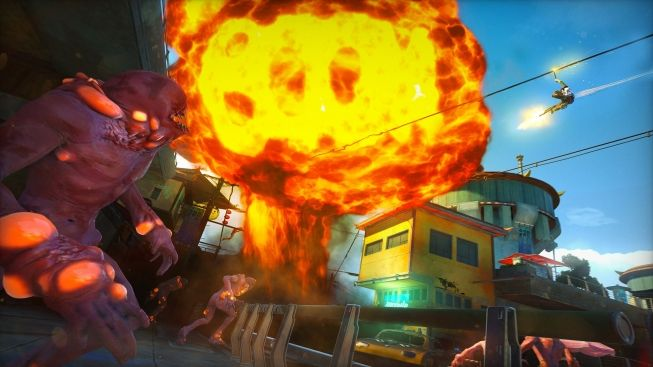 Fun : Quand Sunset Overdrive s'adresse aux testeurs