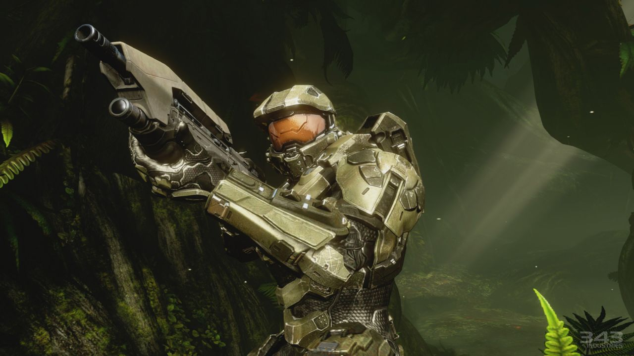 Halo Master Chief Collection : De nombreuses images