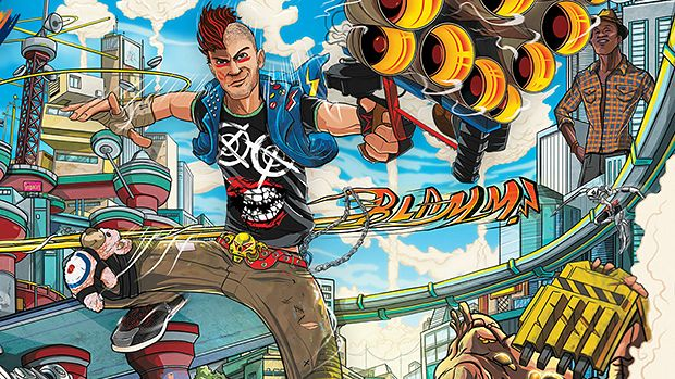 Sunset Overdrive : Le DLC