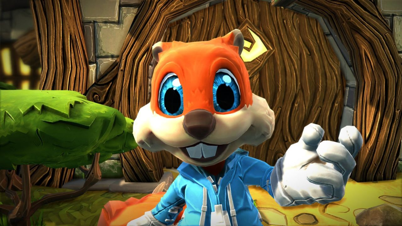 Project Spark : Vidéo de Conker's Big Reunion