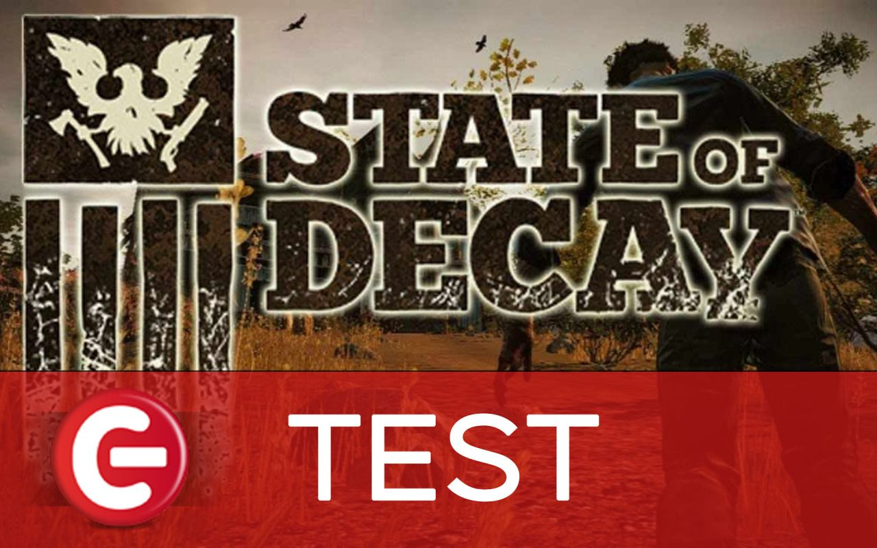 Test : State of Decay Year-One Survival Edition