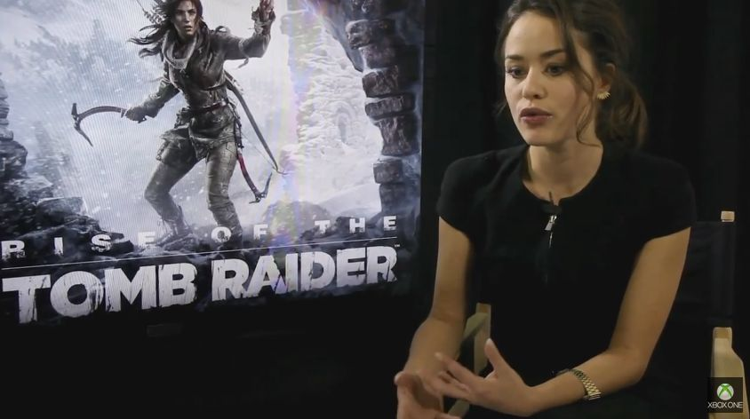 Rise of the Tomb Raider : Alice David rempile pour le doublage de l'opus