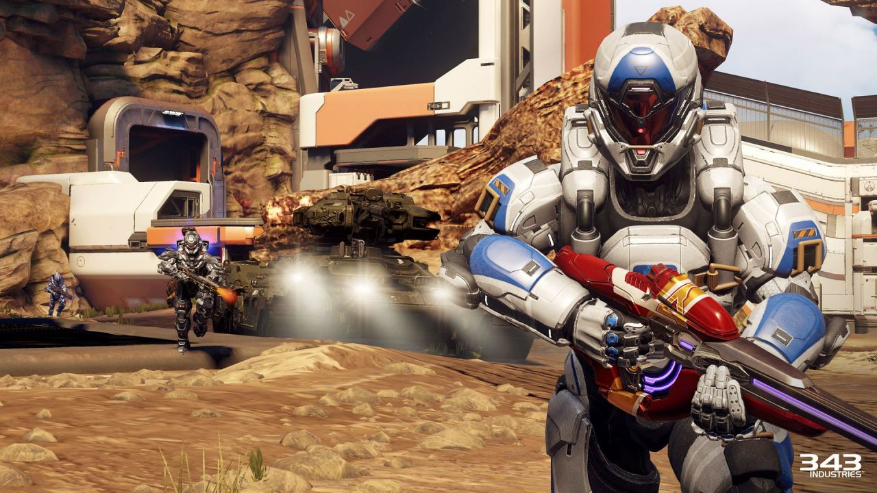 Halo 5 Guardians : Un mode Firefight du tonnerre