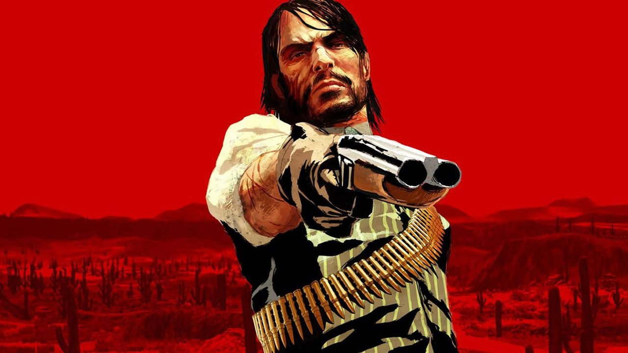Red Dead Redemption : Le patch 4K arrive sur Xbox One X !