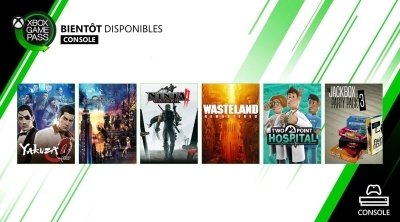 Xbox Game Pass : Kingdom Hearts III, Yakuza 0, Wasteland Remastered... bientôt disponibles !