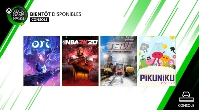 Xbox Game Pass : Ori and the Will of the Wisps, NBA 2K20 et Halo...