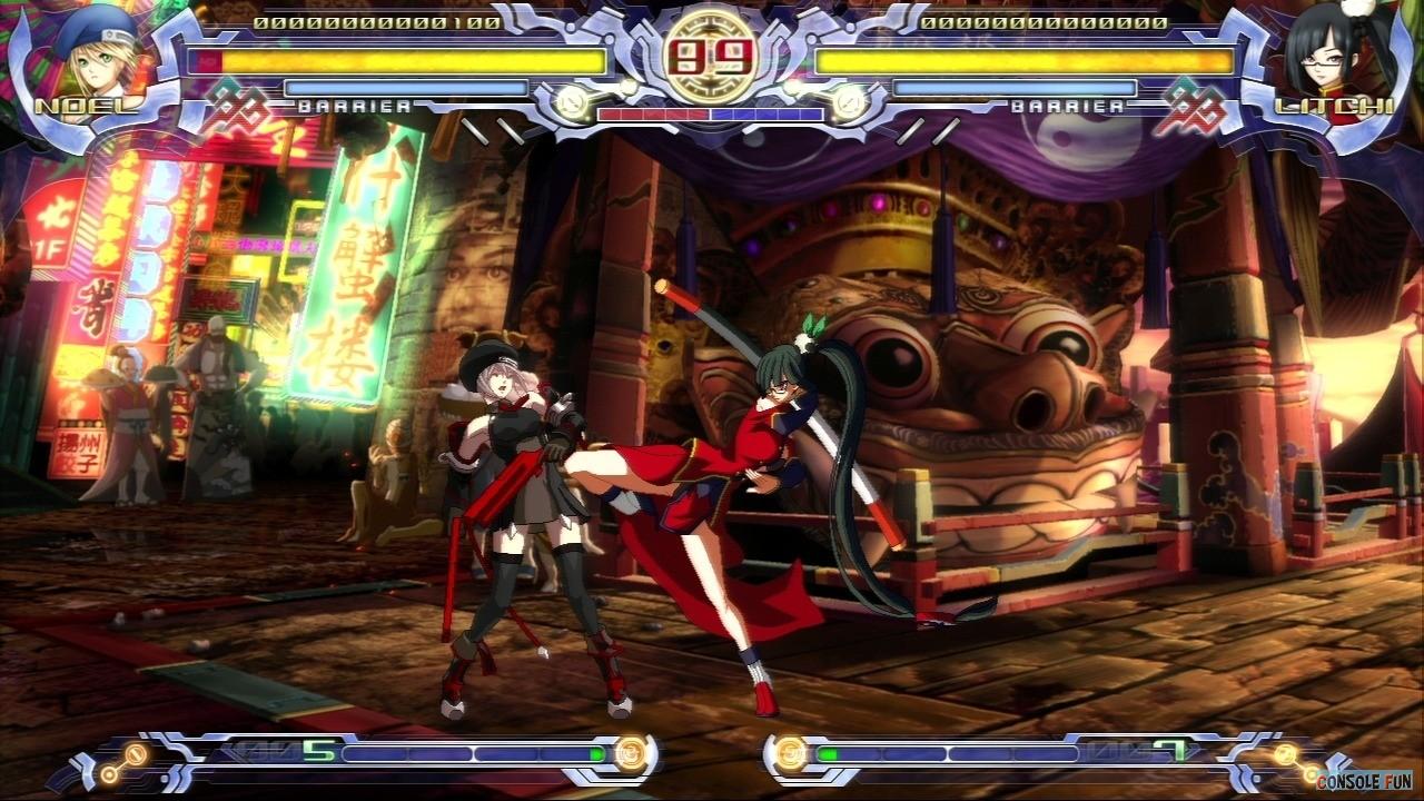 BlazBlue : Calamity Trigger (ps3) - Jeux vidéo sur ConsoleFun FR