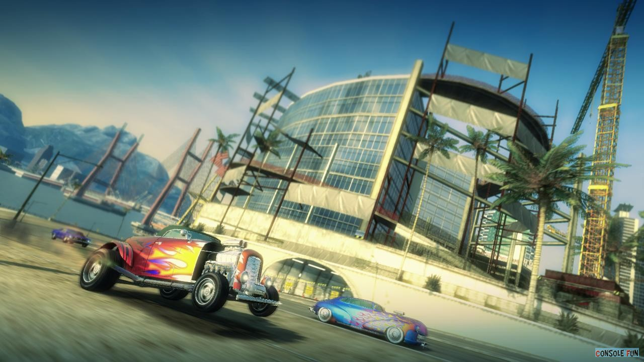 Tournois Burnout Paradise