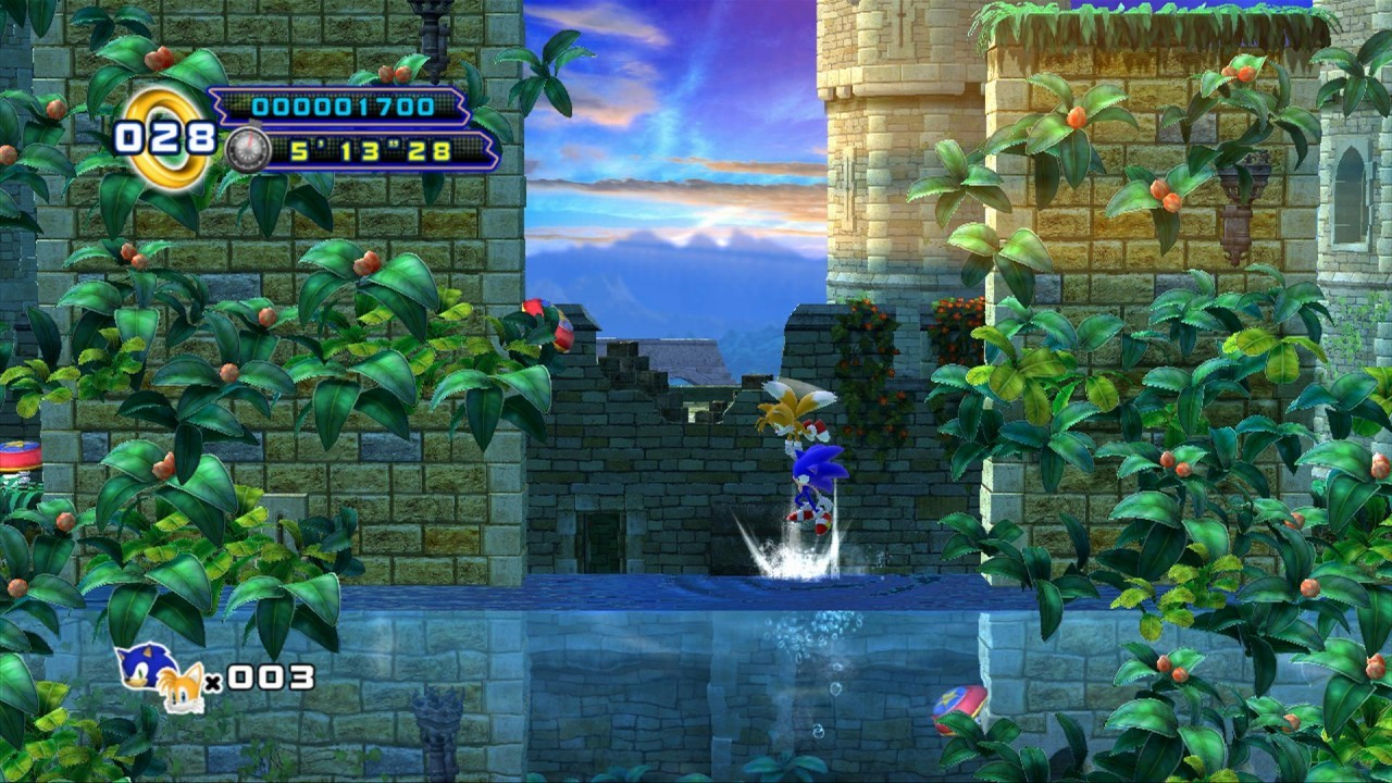 Sonic the Hedgehog 4 : Episode 2
