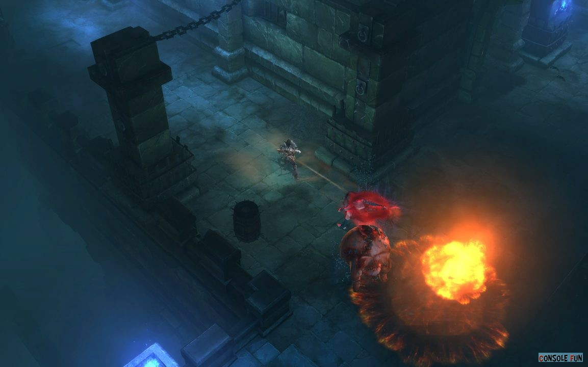 Diablo III - Quelques personnages (+ gameplay)