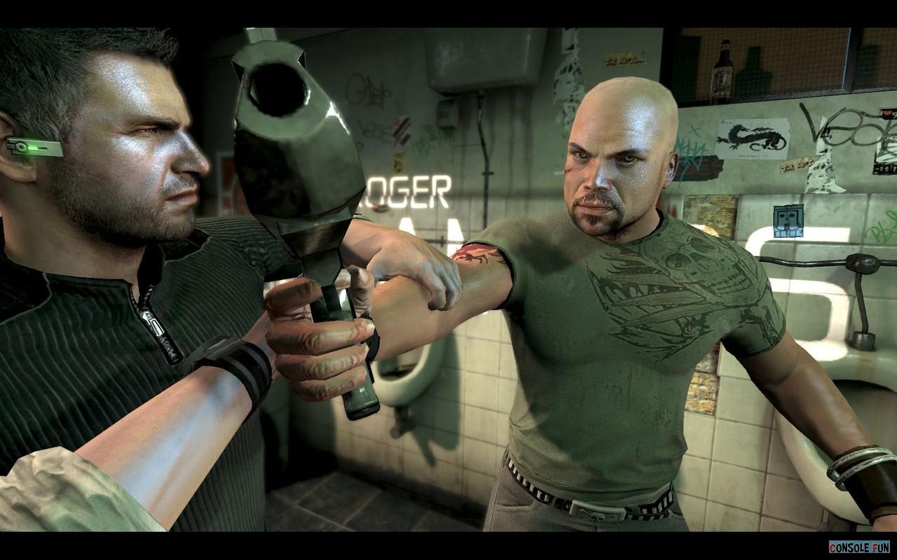 Splinter Cell : Conviction