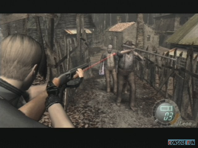 Collection : Resident Evil 4 sur PS2