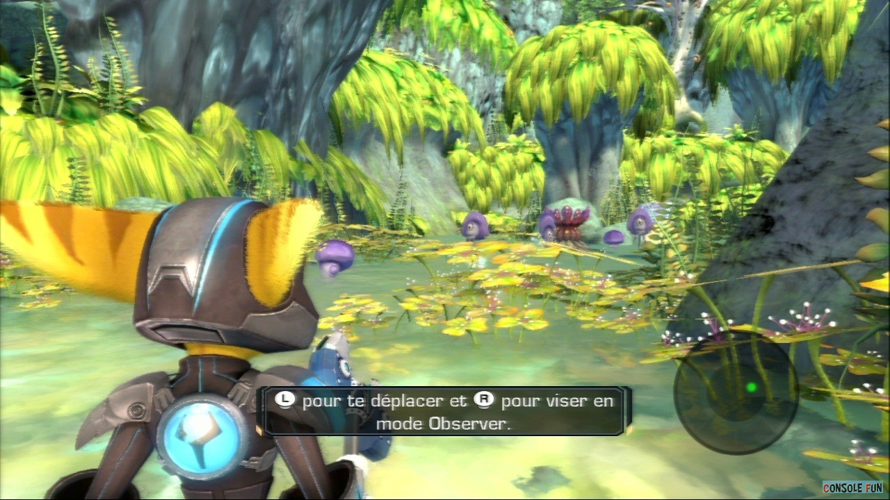 Ratchet and Clank : Crack in time