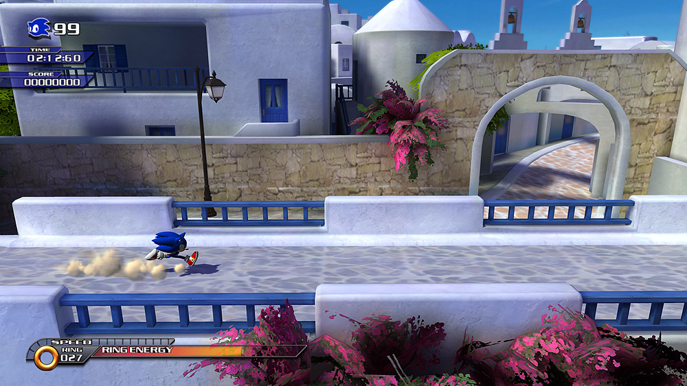 Sonic : Unleashed