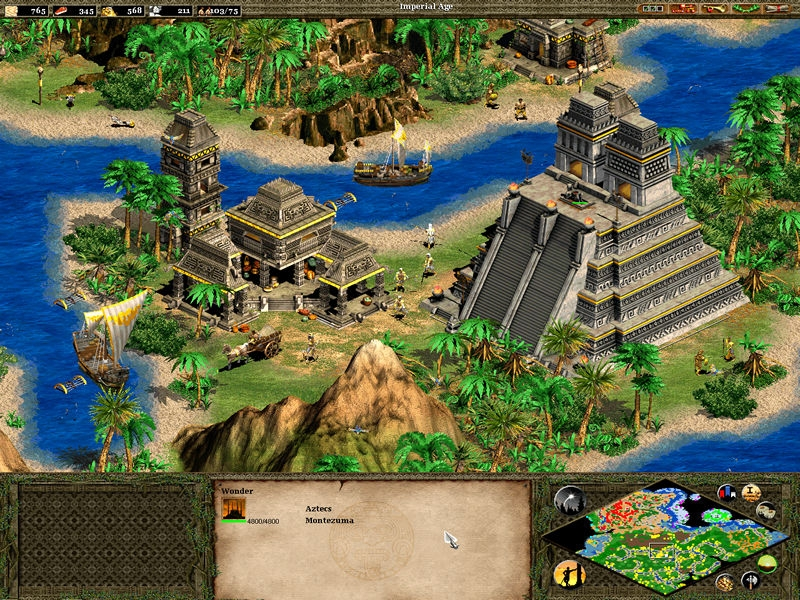 Age of Empire II HD