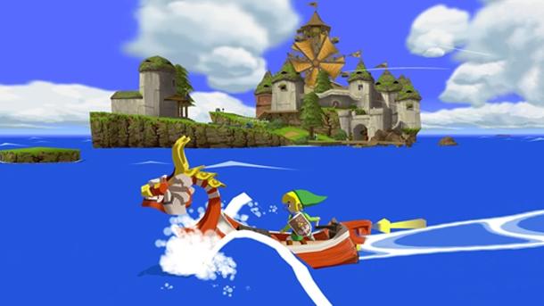 Test The Legend Of Zelda The Wind Waker Jeux Video Gamecube Consolefun