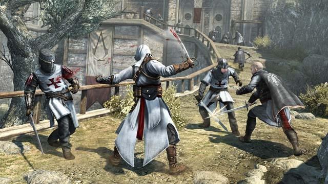 Le retour d'Altaïr, beaucoup moins jouissif qu'auparavant...