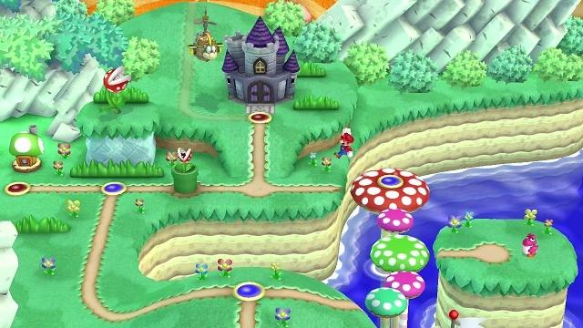 La map est beaucoup plus jolie qu'auparavant, il n'y a aucun doute !