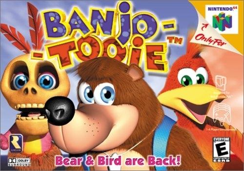Test Banjo-Tooie