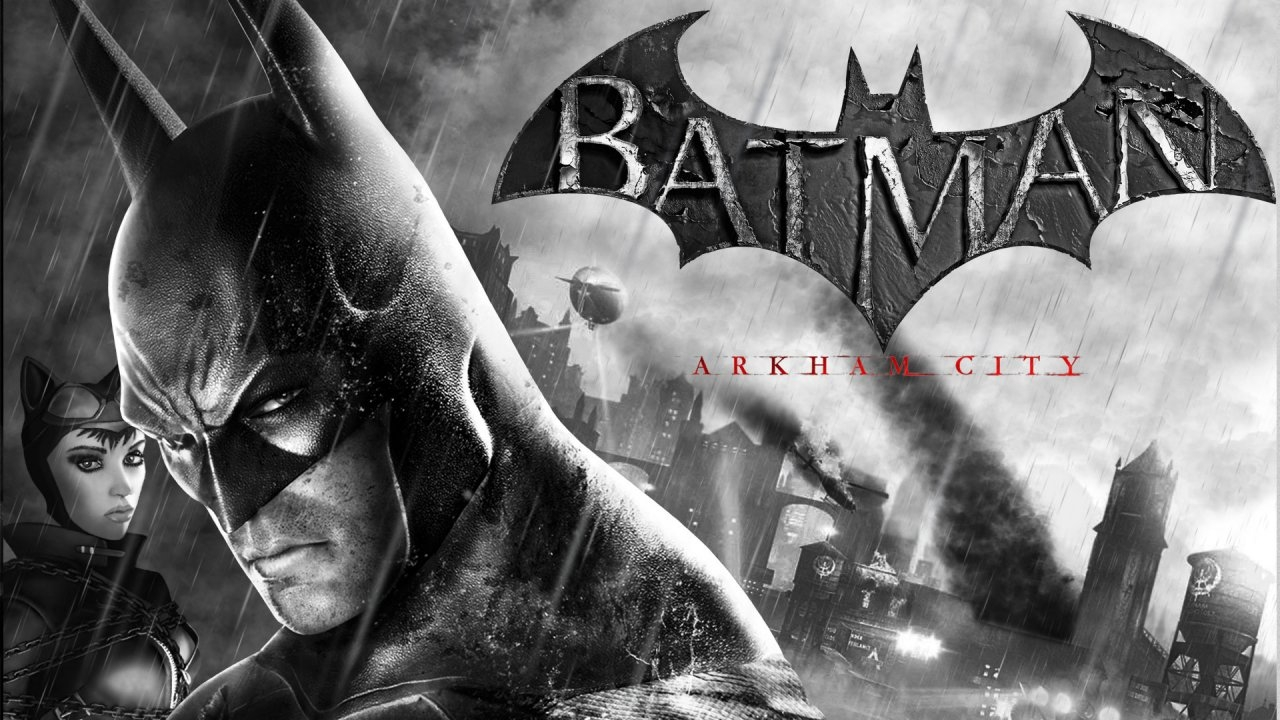 Test Batman Arkham City