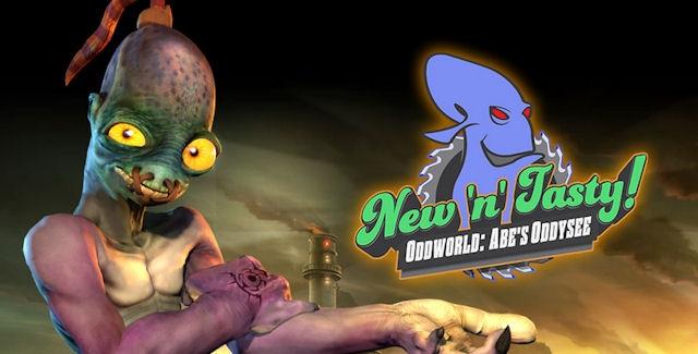 Test : Oddworld : New'n'Tasty