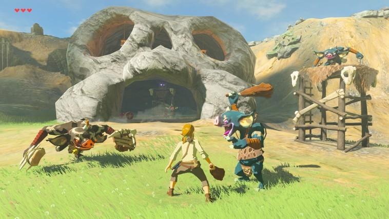 Combats Zelda