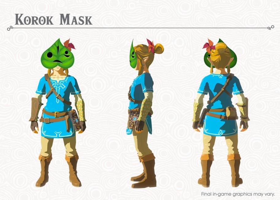 Masque de Korogu
