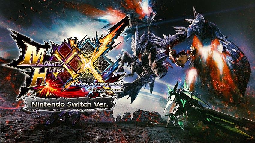 Monster Hunter XX version Switch