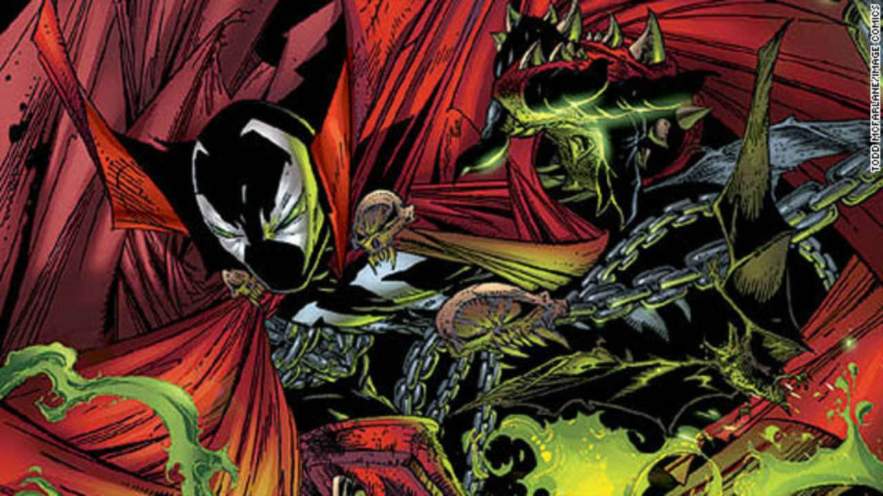 Cinéma : Jamie Foxx incarnera Spawn dans l'adaptation du comic book culte