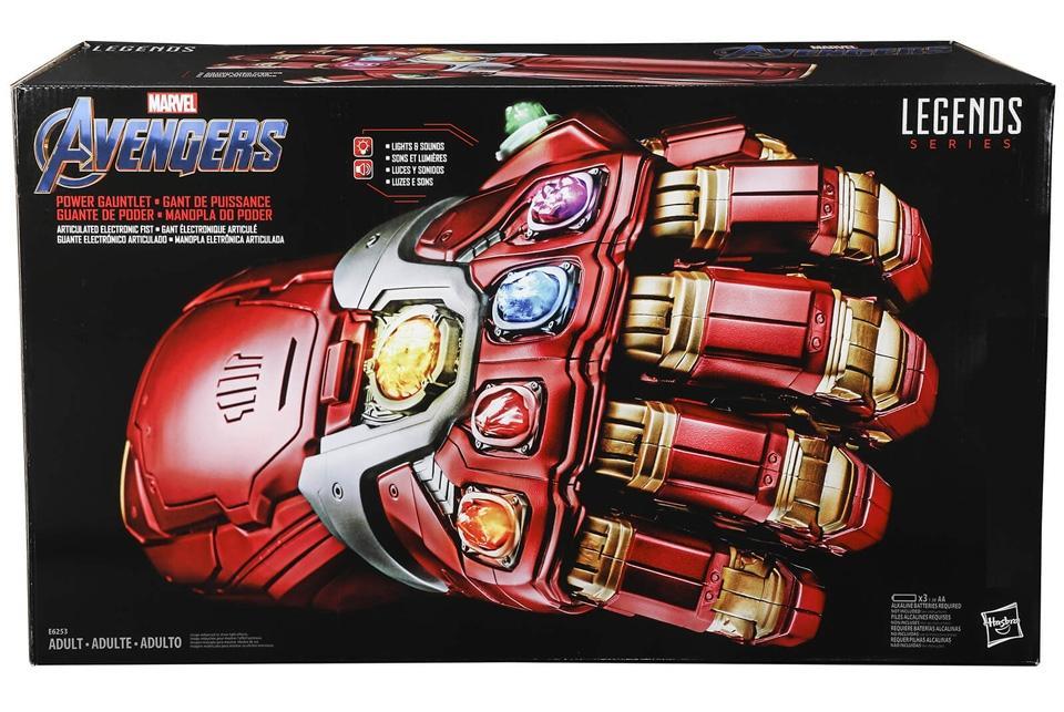 Notre sélection Geek du jour : La réplique du Gant dans Avengers Endgame – Marvel Legend series (attention au spoil) - 16/05 - Jeux vidéo (multi)