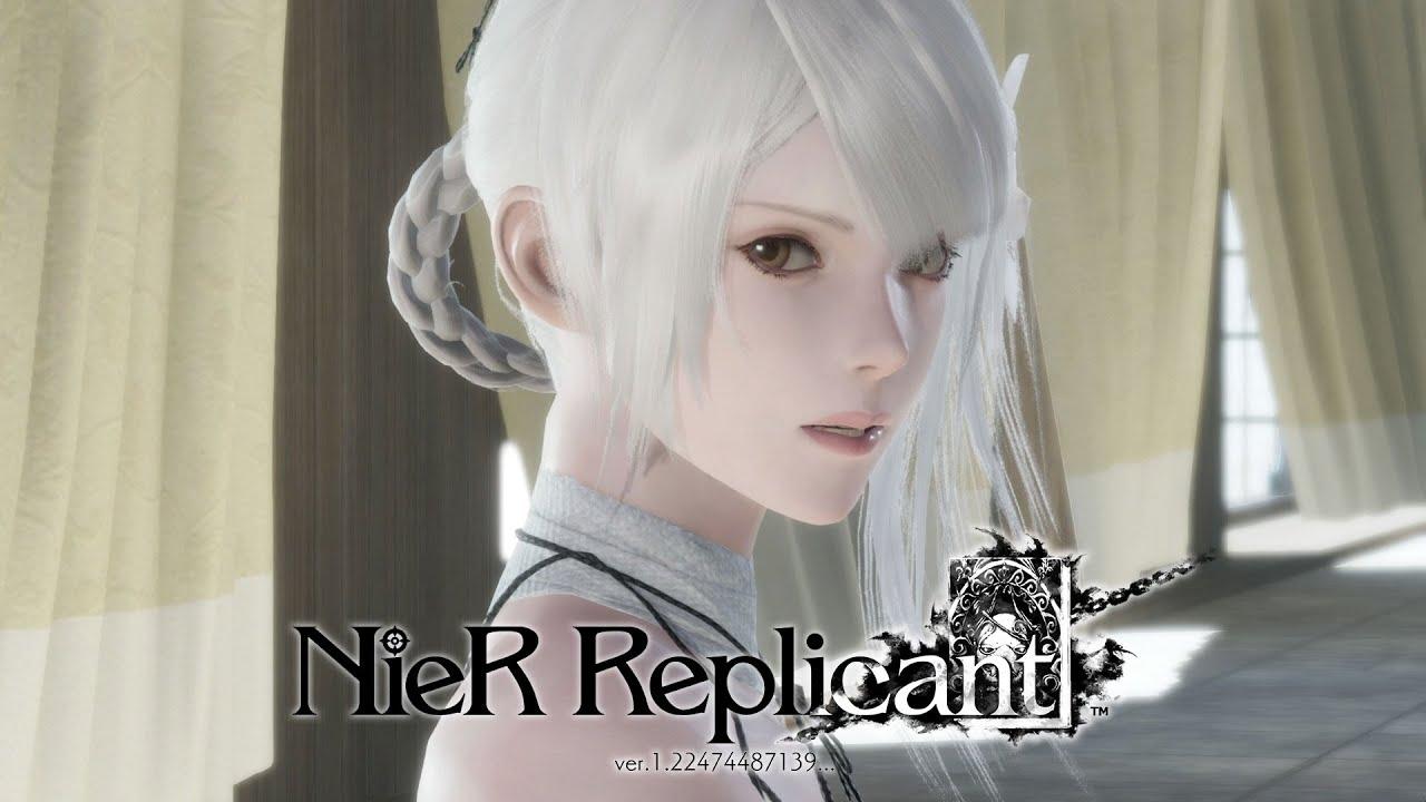 NieR Replicant Kainé