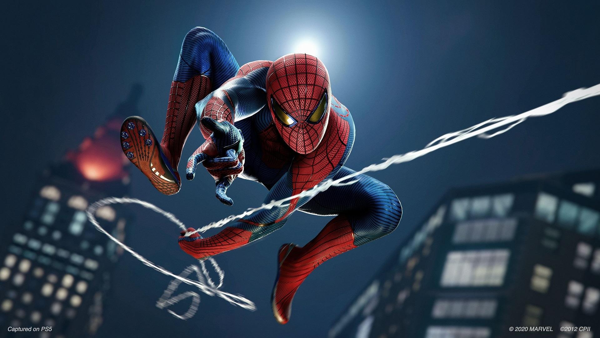 Marvels Spider-Man